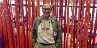 «Je suis très libéral ! Que chacun fasse ce qu'il veut dans son métier, tant que le consommateur a les moyens de savoir ce qu'il en est» s'exclame le vigneron de Savennières, ce 20 juin au parc des expositions de Bordeaux.