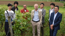 Premier investissement japonais en Anjou