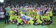 Pour le deuxième Vino Euro consécutif, l'équipe slovène a remporté la finale face aux vignerons allemands.