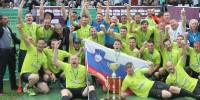 For the second consecutive Vino Euro, the Slovenian team won the final against German wine growers.