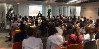 Pour marquer ce lancement, GS1 organisait une grande conférence parisienne ce 19juin. Avec 150 participants selon les organisateurs.