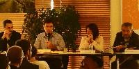 Bernard Farges, président de l'ODG des Bordeaux : 'Nous allons tous pousser ensemble  ce dossier auprès du comité régional et national de  l'INAO'.