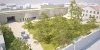 Le nouveau site-vitrine de Delas Frères à Tain l'Hermitage