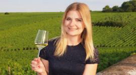 Virginie André, reine et influenceuse des vins d