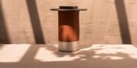 La traditionnelle brique à vin en terre cuite a été «revisitée» en s'inspirant de la figure du santon de Provence. Le nouveau rafraîchisseur se veut «minimaliste» et «élégant»