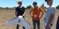 L'entreprise Delair présente le drone UX11AG