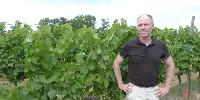 Jean-Luc Dedieu chef marché vigne chez Bayer a montré des essais dans lesquels Sonata présente une bonne efficacité contre l'oïdium