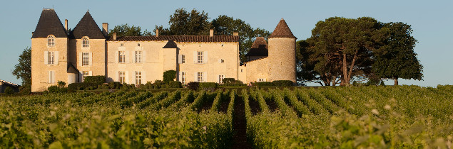 Château d'Yquem has had a weather station for 140 years and has never recorded higher levels of rainfall between April and May than in 2020.
