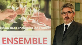 """Our concern, as an industry organisation, is to help our members. We work with our noses and tasting every day is a necessity"", stressed Didier Fages."