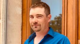 Anthony Brun préside le syndicat des viticulteurs de Cognac