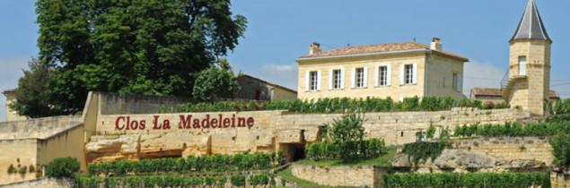 Positionné sur le plateau de Saint-Émilion, le Clos La Madeleine produit annuellement 8000à 10000 cols de vin. Quand le château Magnan La Gaffelière récolte 60000à 70000 bouteilles, et le château La Tandonne 6000à 8000 bouteilles.