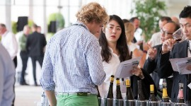 The event was organised at the request of Sonoma County Vintners, which represents 200 Californian estates.