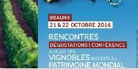 Les 'Rencontres-dégustations' permettront des échanges et la decouverte de différents vignobles inscrits au Patrimoine mondial de l'Unesco