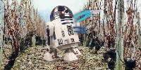 Baptisé R2T2 en référence au célèbre droïde astromécano R2D2 de la Guerre des Étoiles, le projet de Vinovalie devrait cependant avoir la forme d'un enjambeur plus que d'un robot de science fiction.