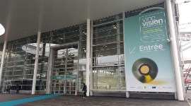 Vinovision entered the Porte de Versailles exhibition centre in Paris in 2017. In 2019, Vinisud will also be there.