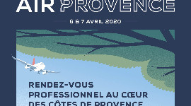 On 6 and 7 April, trade players and influencers are invited to Provence for a trade exhibition focusing on an experience-based event.