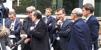 Le conseil spécialisé de FranceAgriMer a été perturbé par le refus de certains élus d'y siéger, avec une conférence de presse à l'extérieur de l'Arborial.
