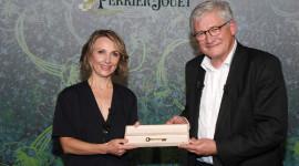 Séverine Frerson, nouvelle chef de caves chez Perrier-Jouët