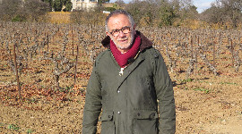 """Vines are perennial plants and they require a clear roadmap"", stresses Languedoc MEP Eric Andrieu."