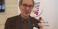 Bruno Blondin, directeur de l'Institut des hautes études de la vigne et du vin et professeur d'œnologie à Montpellier Sup-Agro.