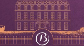 A nod to the film 'The Grand Budapest Hotel', Burgundy's event will take over a mansion to create a whole new experience.