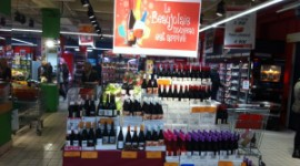 Beaujolais nouveau, a wine whose success with consumers is gradually diminishing....