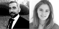 Bruno Baudoux et Bertille Sanchez intègrent l'équipe commerciale des Vignerons associés de Moulis-Listrac et Cussac-fort-Médoc
