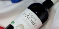 """The leading organic Bordeaux brand, """"Croix d'Albret symbolises the commitment of our winegrowers and their proactive approach to showing respect for the environment for future generations"""", explained Terre de Vignerons."""