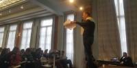 David Martin, directeur général de TED Conseil : ' pour réussir un projet touristique, il faut être des designers du souvenir !'.
