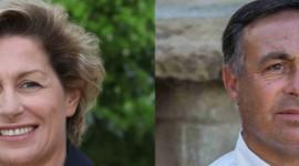 Nathalie Delattre et Philippe Huppé réélus à la présidence des élus du vin