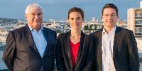 Jean-Claude Labrune, Aude Labrune-Marysse et Laurent Labrune