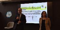 Nicolas Kerfant et Eugénia Pommaret, respectivement Président et Directrice générale de l'UIPP ont rappelé qu'en 2025, 85 % du marché de la protection des plantes restera composé de produits conventionnels