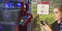 Le service Winect alertera les utilisateurs en cas de problème sur un filtre tangentiel ou un pressoir pneumatique (visuel publicitaire)