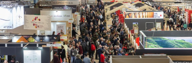 Among the international visitors to Wine Paris, the countries targeted by Comexposium are the United Kingdom, the United States, Germany, the Netherlands and Belgium.