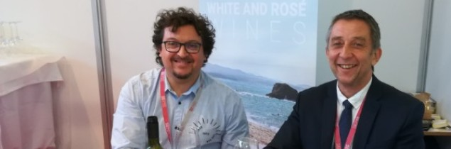 "Xavier Lopez and Eric Lanxade believe ""the wine industry needs more innovation""."