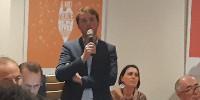 « Nous sommes conscients qu'il y a un moment difficile à passer, mais les mesures évoquées n'apportent pas de bonnes solutions » lance Thomas Solans, ce 29 novembre à Planète Bordeaux.