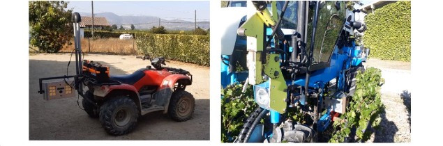 """We are going to roll out the sensor in several vineyards next summer to acquire more data and automate the calibration"", promises Benjamin Boissier."