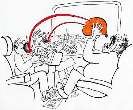Je suis Charlie : le dessin satirique viticole endeuillé