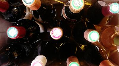 Contribution directe des vins : le détail des droits de consommation 2015