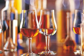 Fin des records : retrait à l'export pour les cognacs