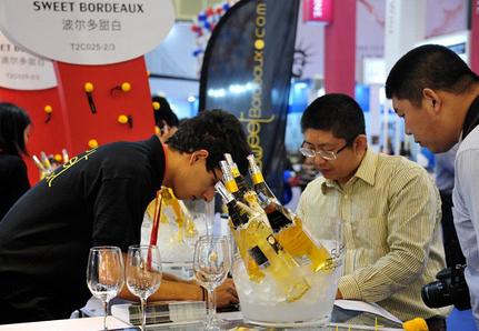 Vins liquoreux de Bordeaux : trouver les moyens de concrétiser l'engouement chinois... en ventes