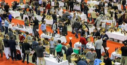 Inauguration de Millésime Bio, le salon qui donne le pouls des vins bios
