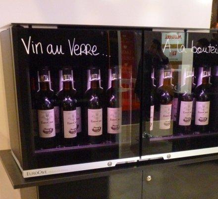 Sirha 2015 : le service du vin au verre très « tendance »