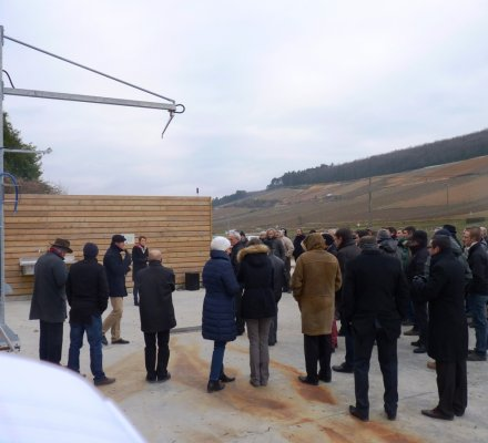 Aires de lavage d'effluents phytos : l'ensemble de la côte viticole de Beaune bientôt couverte