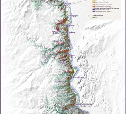 Vallée du Rhône : La caractérisation des terroirs de l'appellation Saint-Joseph achevée