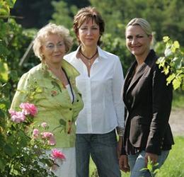 Vins d'Alsace : le domaine Weinbach perd une mère, Colette Faller