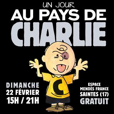 Un mois après : le dessin d'humour viticole reste passionnément Charlie