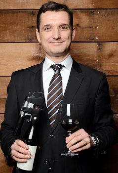 Service de vin au verre : Coravin nomme Frédéric Lévy comme PDG