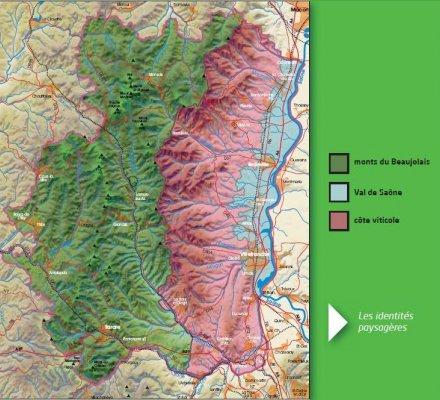 Patrimoine : le Pays du Beaujolais vise la labellisation Unesco « Geopark »