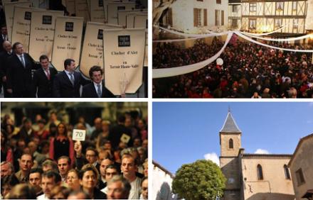Limoux : Toques et Clochers parrainés par le chef Arnaud Lallement et le sommelier Paolo Basso